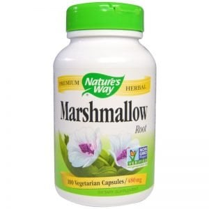 Marshmallow Root by Nature's Way (100 caps)