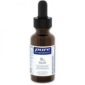 B12 liquid by Pure Encapsulations 30ml